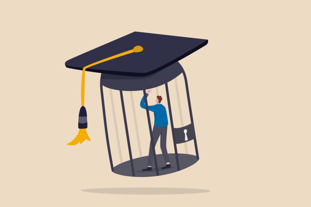 卒業できない